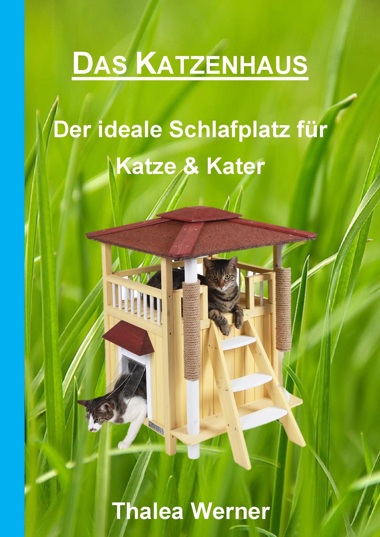 Das Katzenhaus-Der ideale Schlafplatz für Katze & Kater